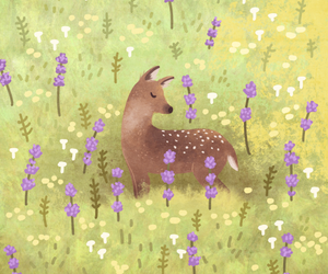 animals, artiste, and art image