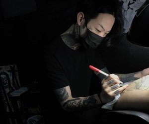 tattoo and ulzzang image
