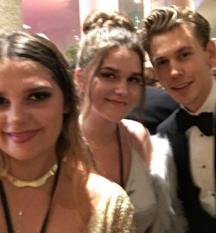 photo, fans, and austin butler image