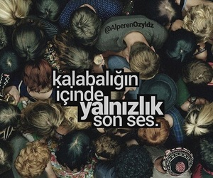 turkce, instagram, and sözler image