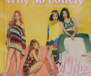 wonder girls and kpop image