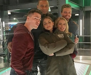 arrow, goals, and willa holland image