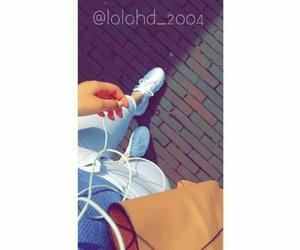 حذاء, صور بنات, and ﺭﻣﺰﻳﺎﺕ image