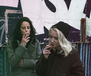 skin, Effy, and smoke image