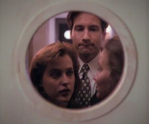fox, show, and scully image