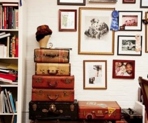 frames and suitcases image