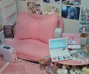 kawaii, bedroom, and room image