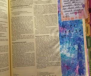faith, art, and bible image