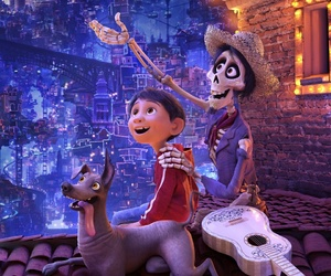 coco, culture, and disney image