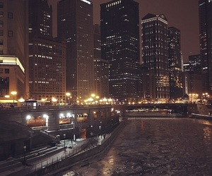 chicago, chill, and city image