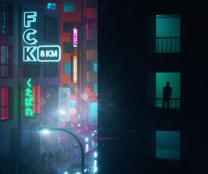 city, urban, and future image