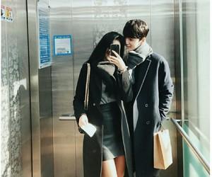 couple, tumblr, and ulzzang image