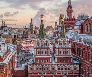 landscape, moscow, and photography image