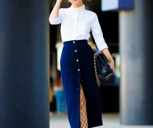 chic, fashion, and streetstyle image
