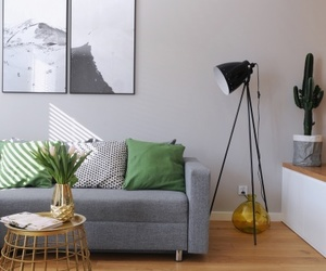 design, eclectic, and interior image