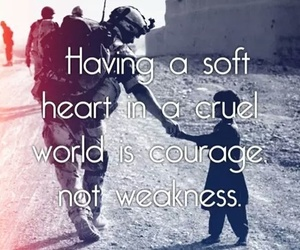courage, heart, and quotes image
