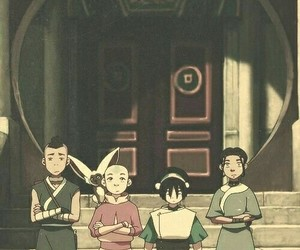 aang and toph image