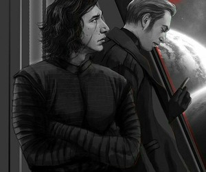fanart, star wars, and kylo ren image