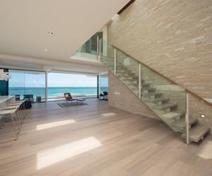 beach, modern, and decor image