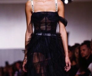 fashion, dior, and dress image