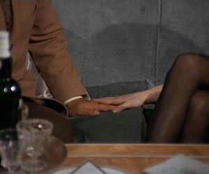 hands, movie, and love image