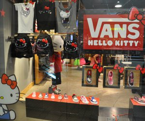hello kitty and vans image