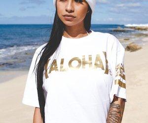 Aloha, brand, and hawaii image