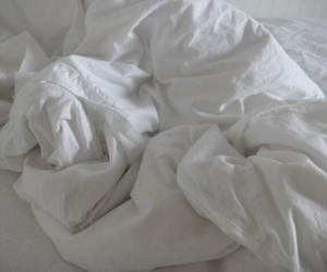 white, bed, and tumblr image