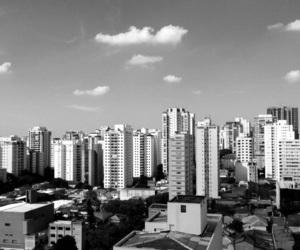 b&w, blackandwhite, and brazil image