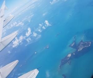 beach, caribe, and cuba image