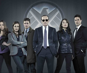 Marvel, phil coulson, and grant ward image