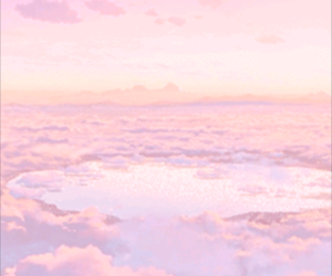gif, pastel, and aesthetic image