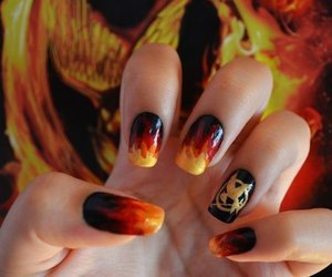 nails and hunger games image