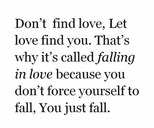 falling for you messages