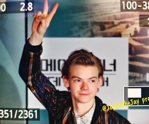 newt, nt, and the maze runner image