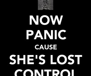 control, joy division, and lost image