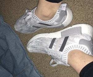 adidas, pretty, and run image