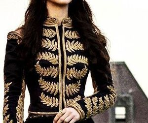 beautiful, dress, and medieval image