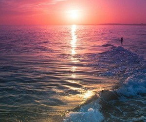 belleza, nature, and beach image
