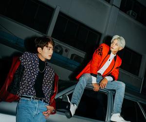 SHINee, Onew, and Minho image