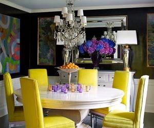 colors, decor, and design image