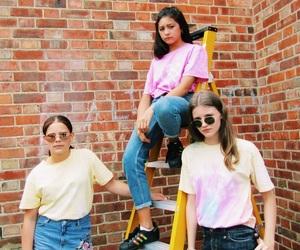 girl, inspo, and ladder image