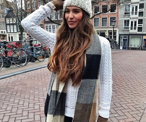 amsterdam, brunette, and curls image