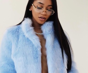 saweetie, hair, and beauty image