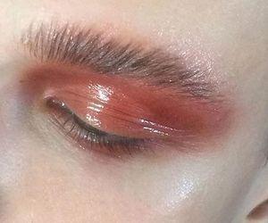 fashion, makeup, and eyes image
