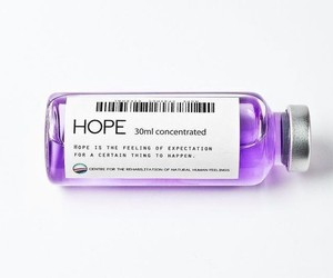 hope, pink, and drugs image