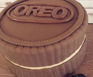 chocolate, oreo, and cake image
