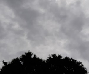 alone, cloudy, and dark image