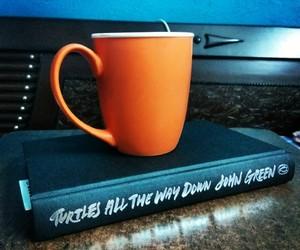 bibliophile, books, and caffeine image