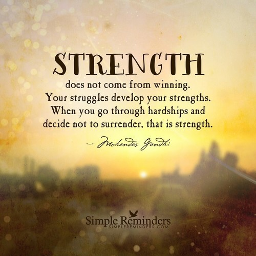 quotes and strength image